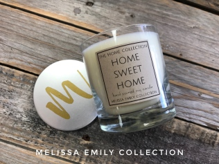 home sweet home candle 2